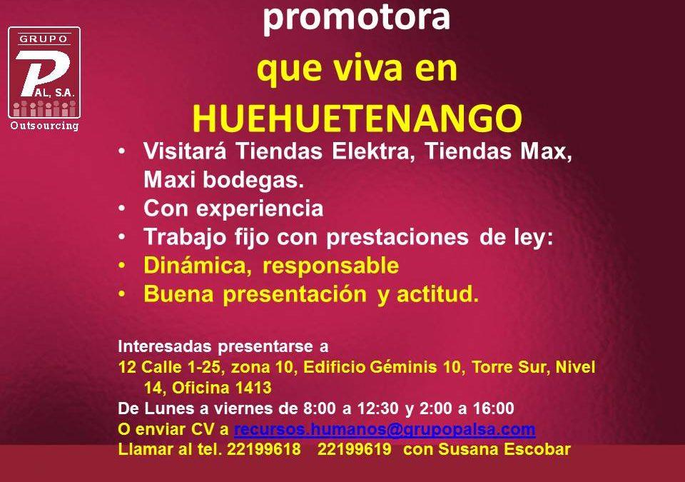 PROMOTORA HUEHUETENANGO